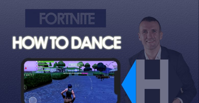 How to dance in the Fortnite mobile app and acquire new moves