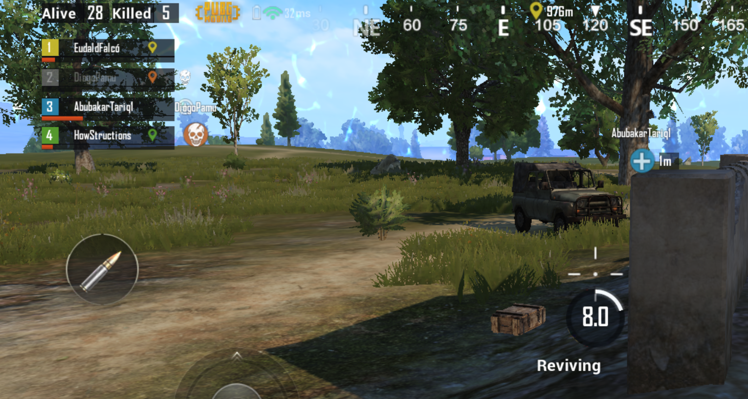 How To Revive A Knocked Down Squad Member In Pubg Mobile